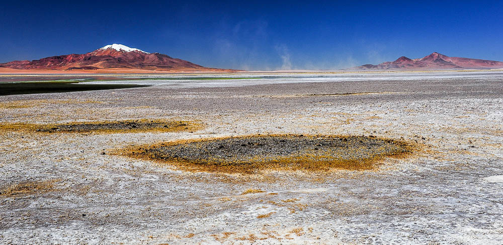 lagune en Atacama