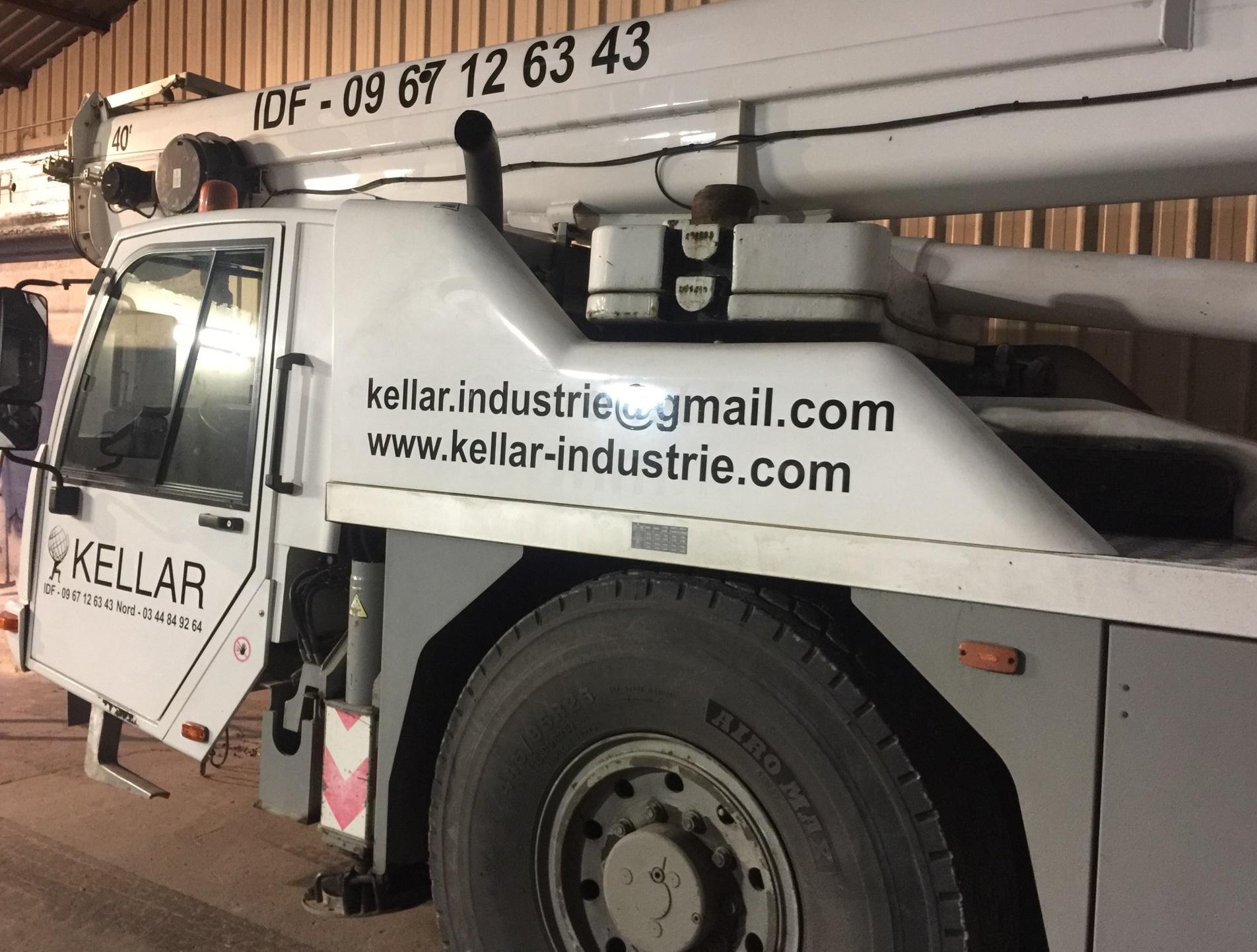 Grue Mobile Kellar