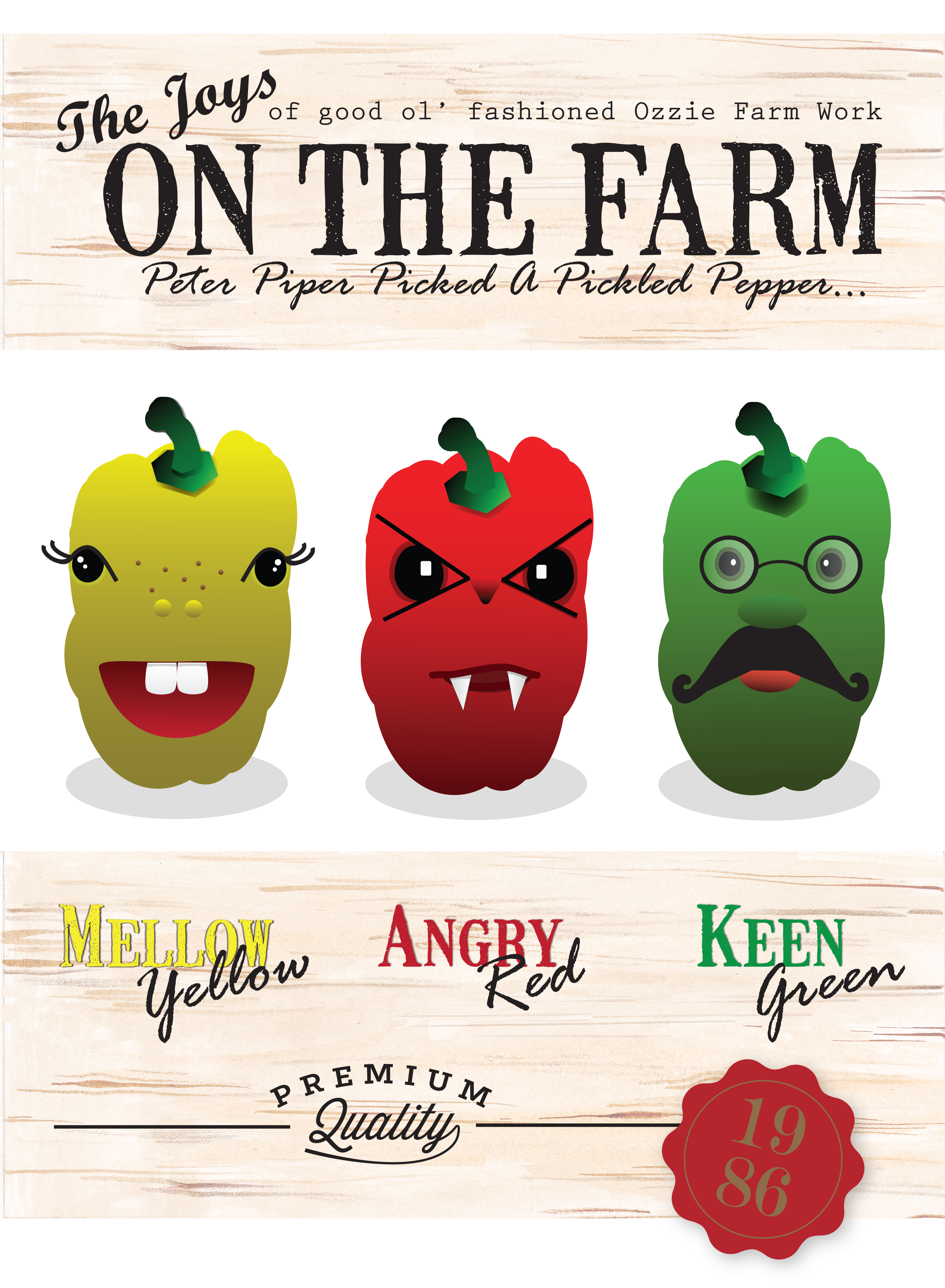 Peppers On The Farm