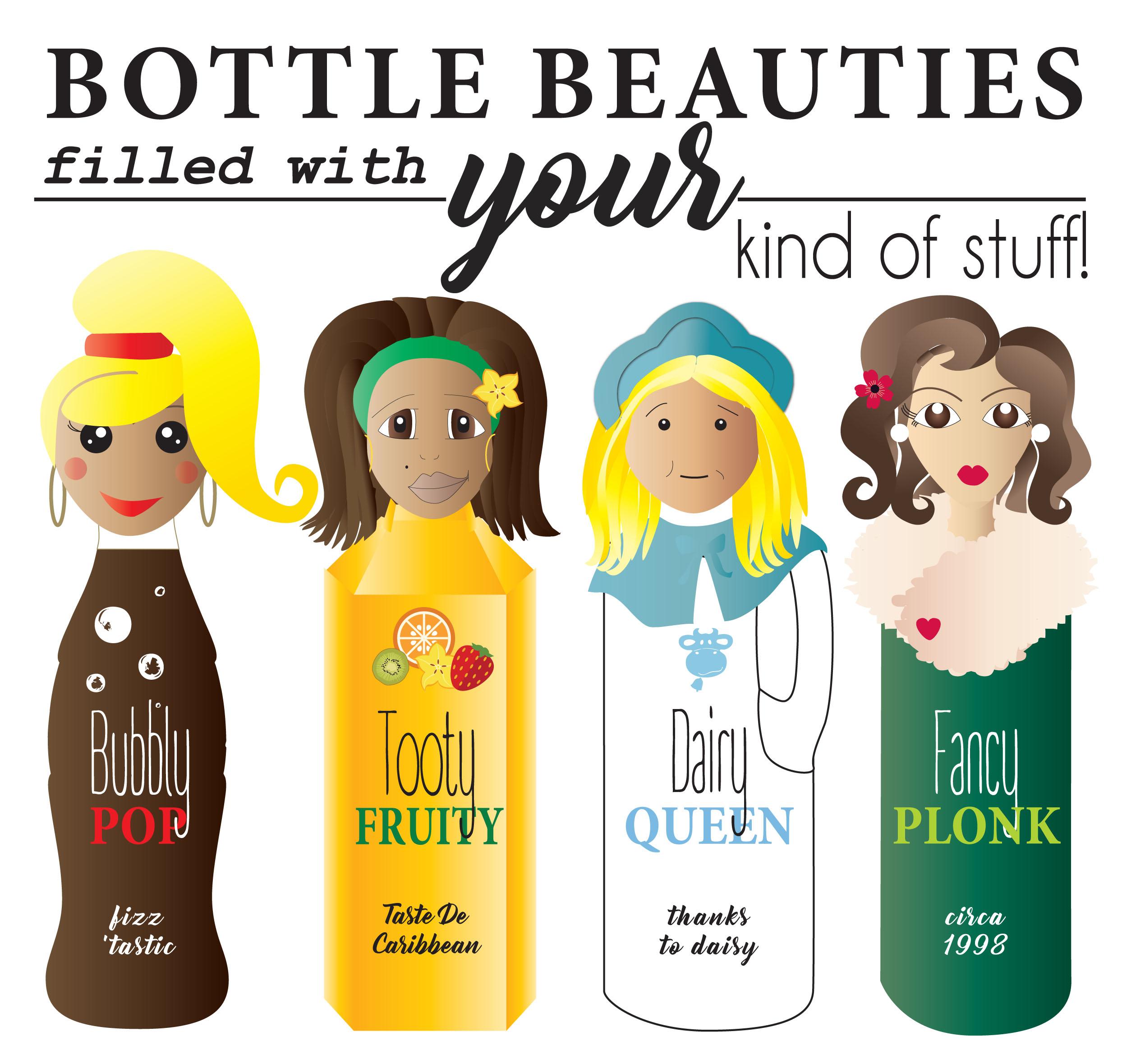 bottle beauties