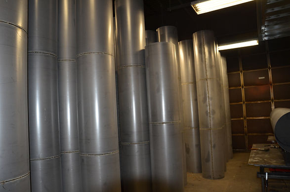 pipe ductwork