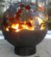 Fireballs, Firepits