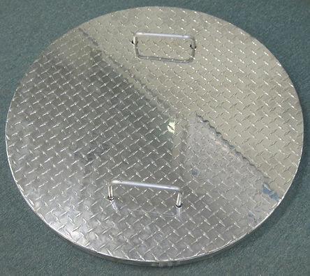 manhole cover aluminum