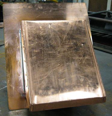 dryer vent copper