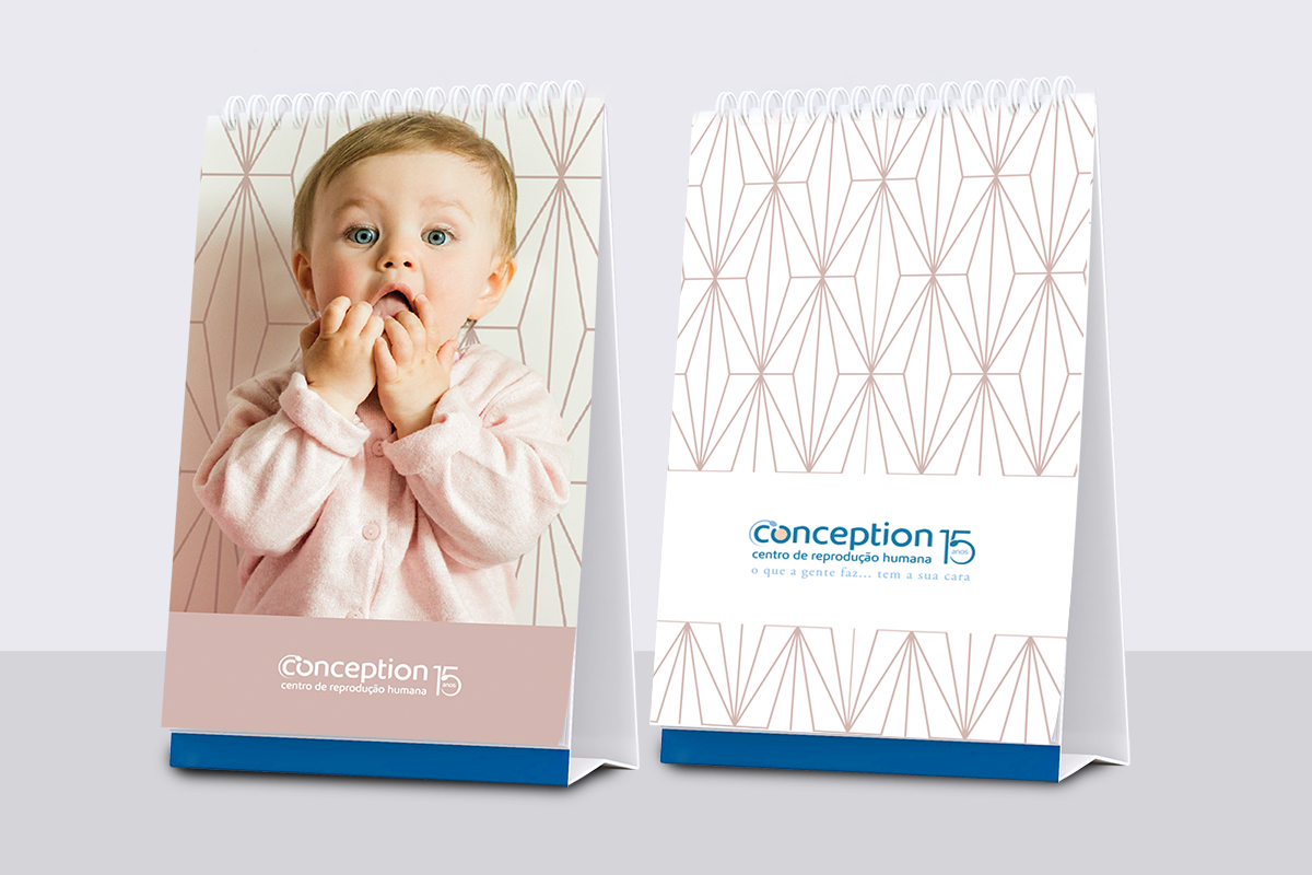Calendário Conception