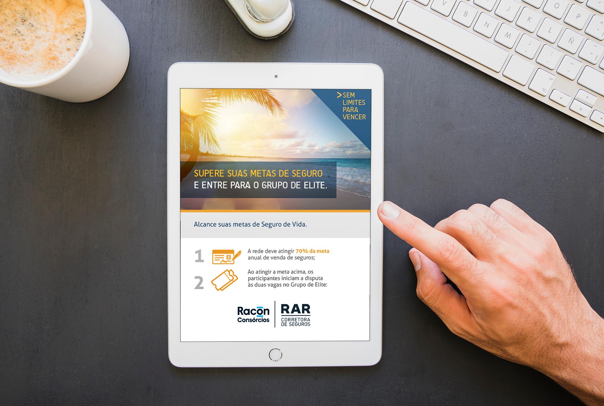 E-mail Marketing Corretora RAR
