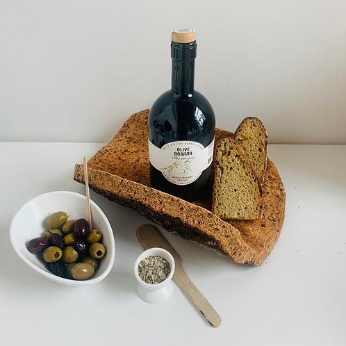 Huile d'olive vierge extra, biologique