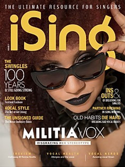 iSing cover issue 7