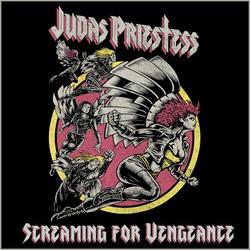 JUDAS PRIESTESS S4V single cover