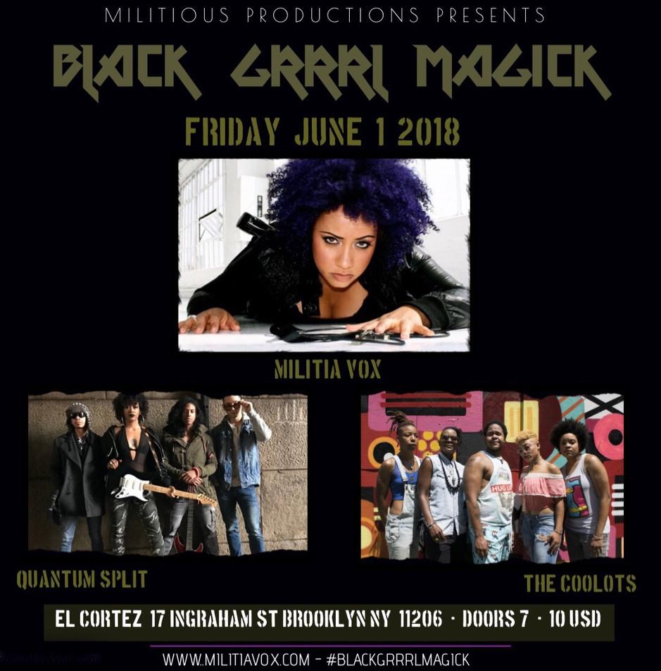 Black Grrrl Magic