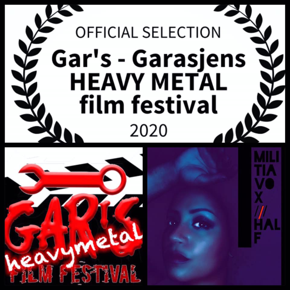 Gar's Heavy Metal Film Fest 2020