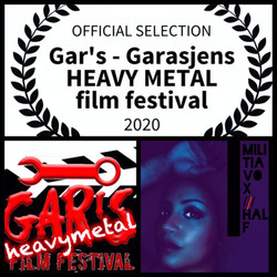Gar's Heavy Metal Film Fest 2020