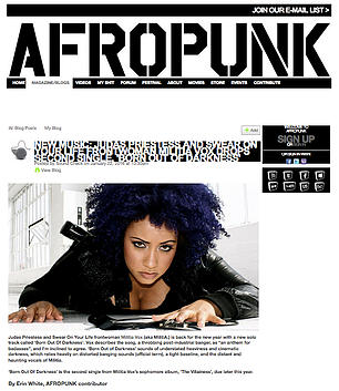 Afropunk feature BOOD