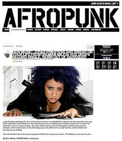 Afropunk feature BOOD