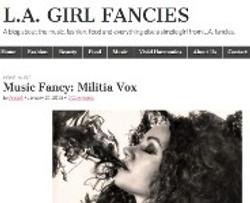 LA GIRL FANCIES