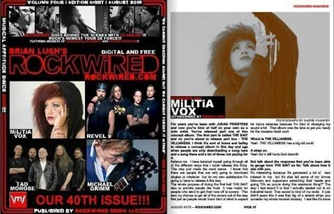 Rockwired Magazine