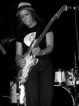Felicia Collins [Paul Schaffer Band] at Anarchists of Colour