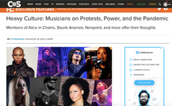 Consequence of Sound: Protests