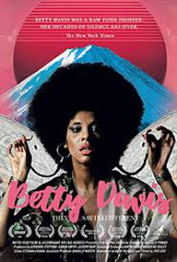 Betty Davis_They Say I'm Different movie