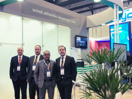 Our company successfully participates in the Brazil Windpower 2019 Conference
