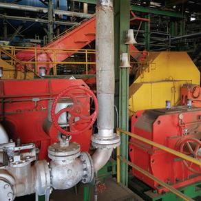 Repotenciación de Molino de Azúcar con nuevo Reductor MGS Gears 100% intercambiable