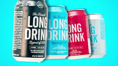 Long Drink Promo