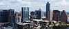 Skyline of Austin Texas