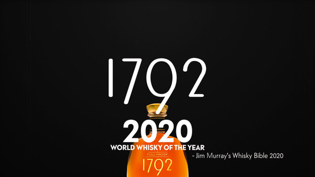 1792 Whiskey of the Year Promo