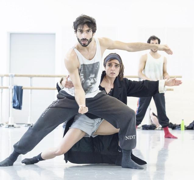 LA STRADA -Rehearsal