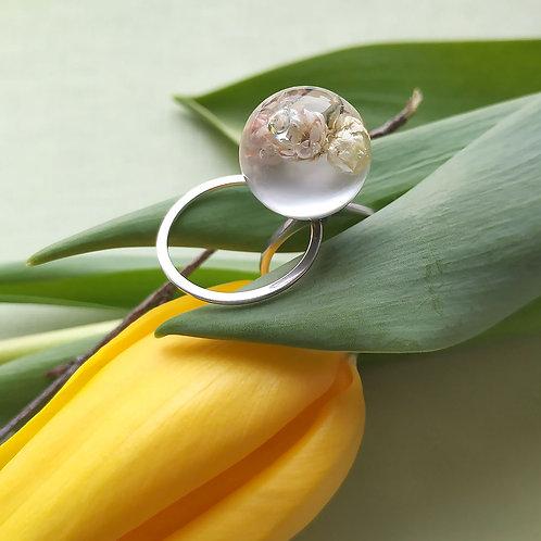 Стильное кольцо с озотамнуса, арт. 41-0100-01