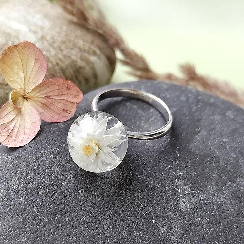 Классическое кольцо с аммобиумом, арт. 01-0400-33
