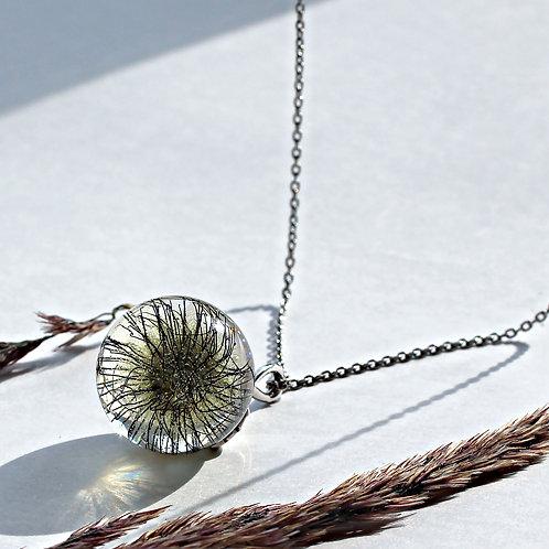 Кулон с колючкой, арт. 03-0100-23