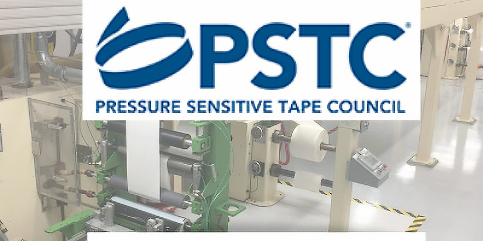 PSTC Manufacturing and Testing of Tapes
