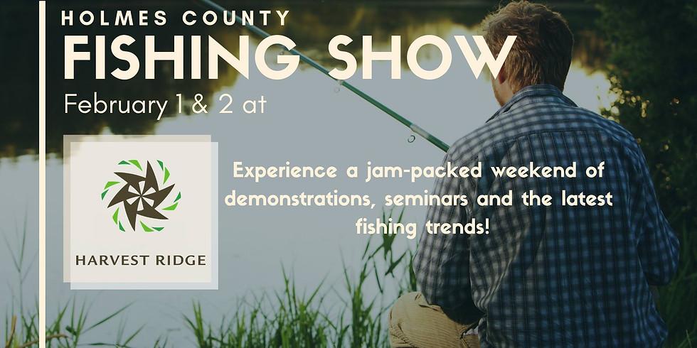 Holmes County Fishing Show