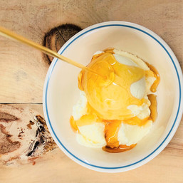 Maple Walnut Sundaes
