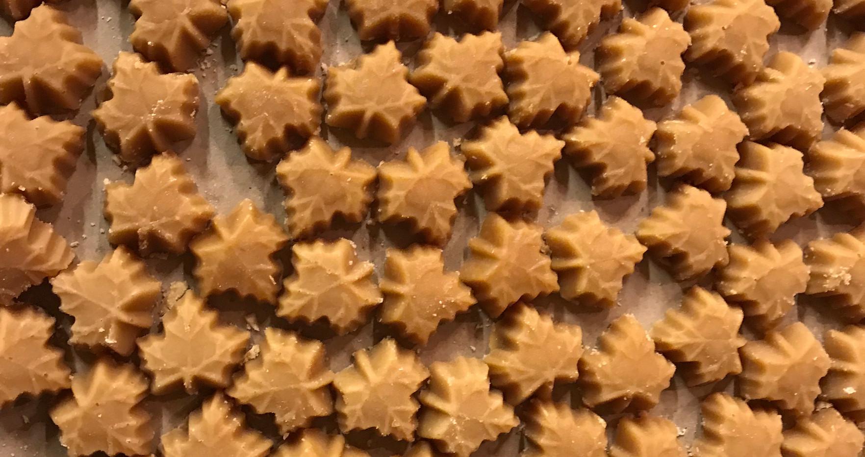 Maple Sugar Cakes