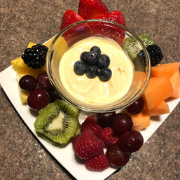 Maple Fruit Dip