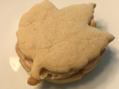 Maple Sandwich Cookies