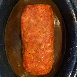 Brant Family Ham Loaf