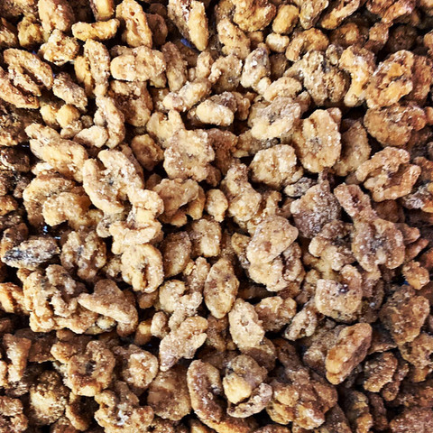 Maple Coated Pecans