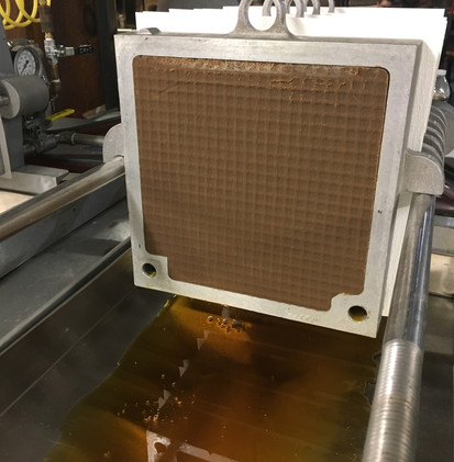 Maple Syrup Filter Press
