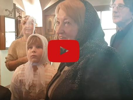Видео-обзор: Иконы и святыни нашего храма
