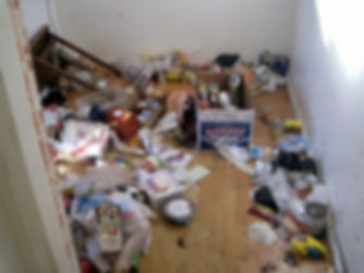 junk removal foreclosure cleanout manass