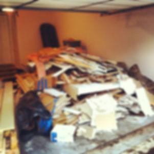 junk removal debris removal fairfax chan