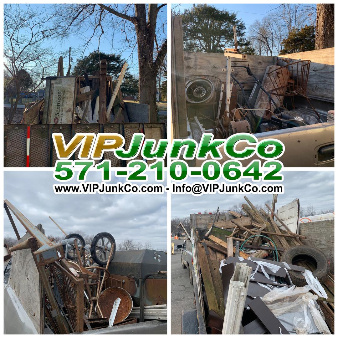 Junk Removal Manassas Park VA