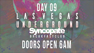 Syncopate Afterhours Day 9 Las Vegas Invasion