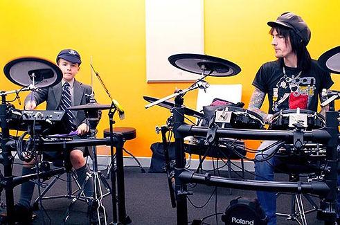 Big Music drum lesson.