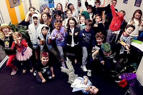Kids holidy camp