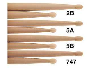Did you know: What the numbers on drum sticks mean?