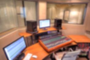 big music recording studio